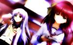 angel beats yuri tenshi