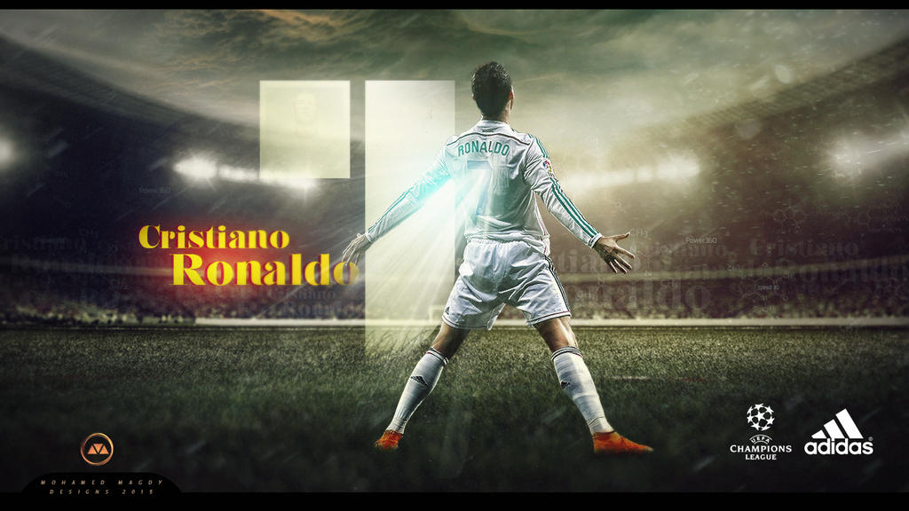 Cristiano Ronaldo by mnoso90