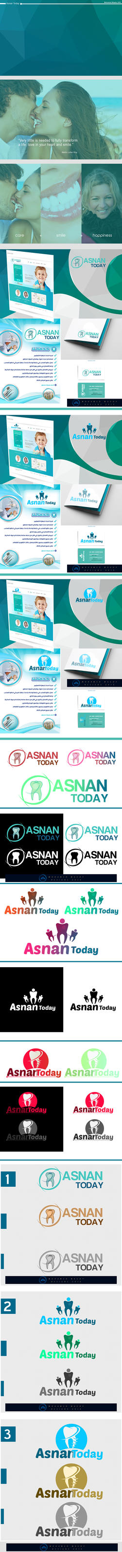 Asnan Today Collection Logo by mnoso90