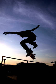 this is skateboarder