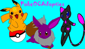 PokeOCAdopties Mascot Icon by MetasActReon