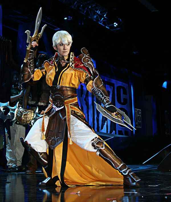 Diablo 3 Monk 2 by ZerinaX