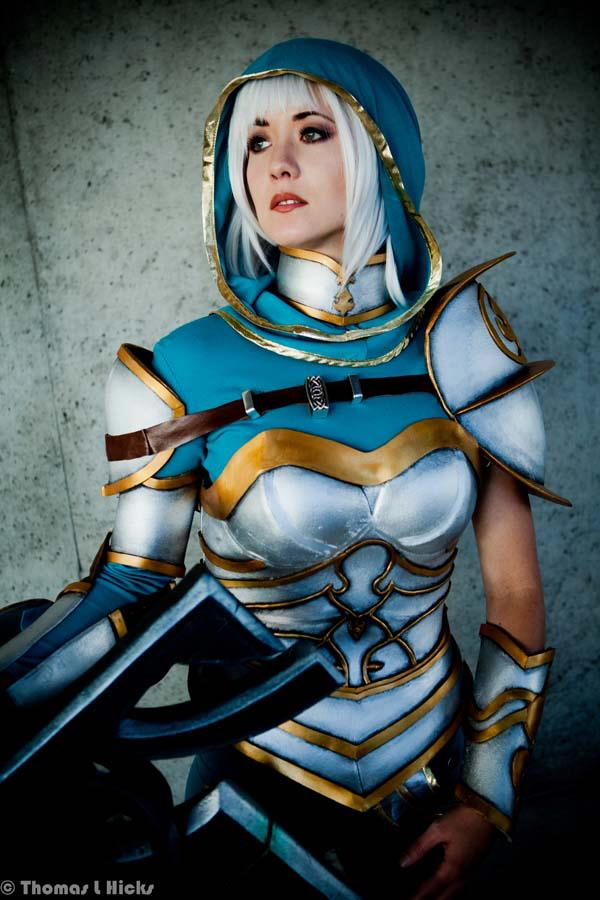 Pictures of Lol Cosplay Riven - #rock-cafe