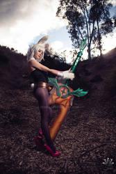 Battle Bunny Riven - Crazy for Carrots