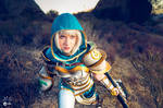 Redeemed Riven Cosplay - A Necessary Strike