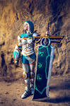 Redeemed Riven Cosplay - Redemption