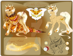 Golden Emperor Adopt (closed)