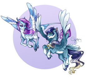 Satin Sky and Sterling by CigarsCigarettes