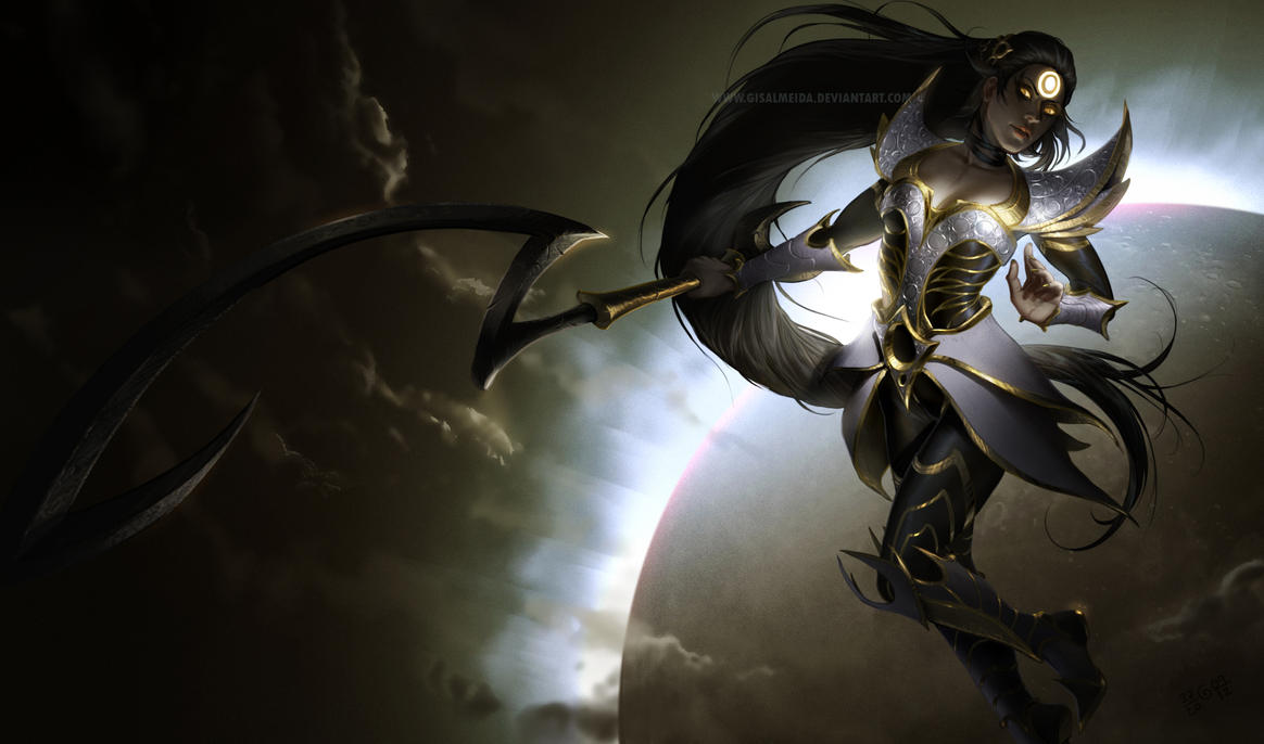 Did They Ever Explain Why Leona Gets A Lunar Skin But Not Diana The