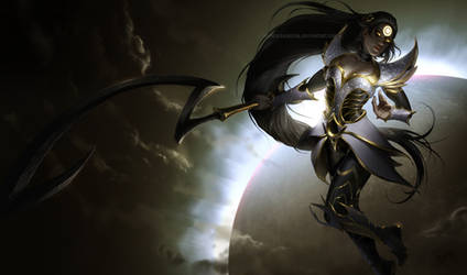 League of Legends: Eclipse Diana