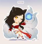 Chibi Ahri - League of Legends