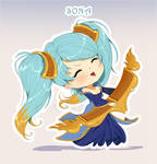 Chibi Sona - League of Legends