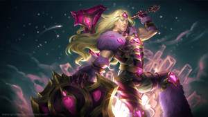 League of Legends: Taric of the Fifth Age