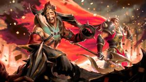 League of Legends: Noxus Bros