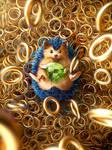 Videogame Beauty: Sonic by GisAlmeida
