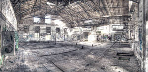 Staaken Hall Panorama 2 by Diesel74656