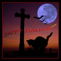 Happy Halloween by allym007