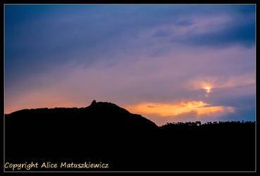 Queribus Sunrise I by allym007