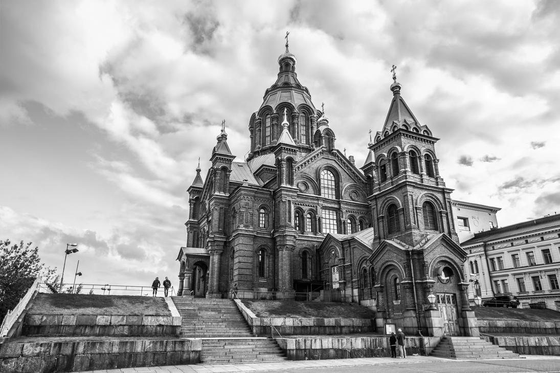 Uspenski Cathedral by fti7