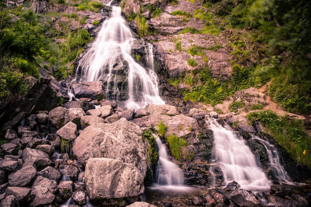Waterfall Todnau by fti7