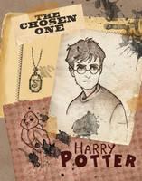 Harry Potter by Ninidu