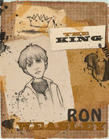 Ron Weasley by Ninidu