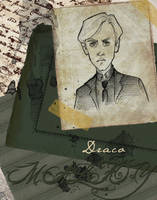 Draco Malfoy by Ninidu