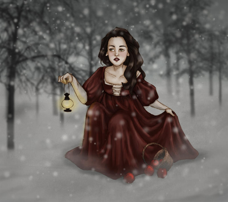 Snow White by Ninidu