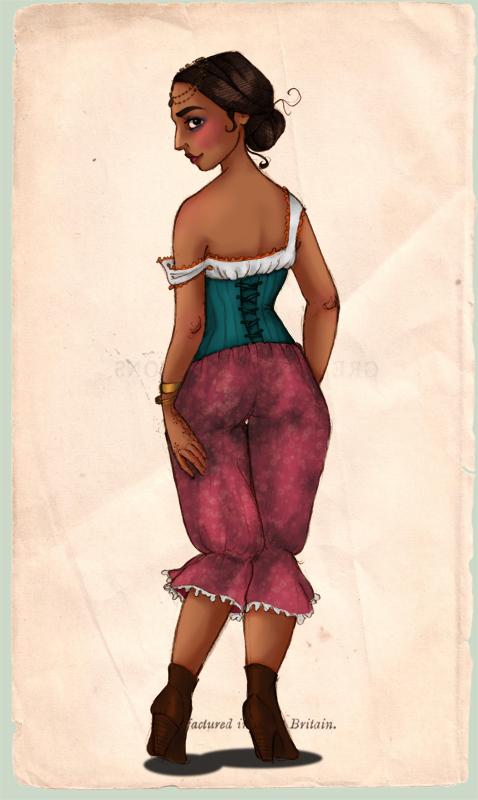 Mme Beatrice's Nischa by Ninidu