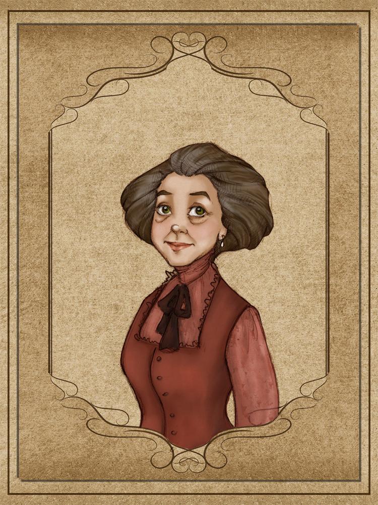 Henrietta Archer by Ninidu