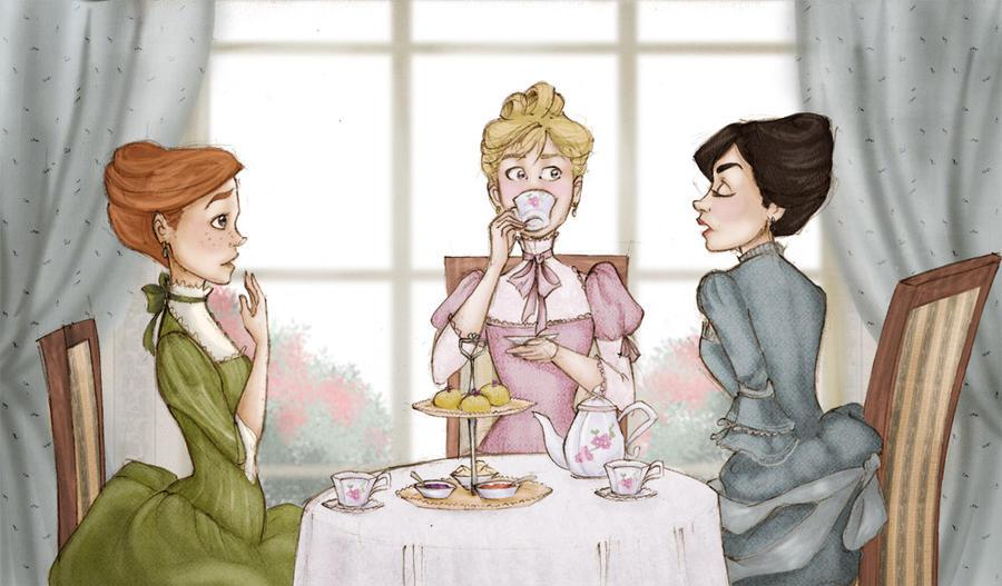 Tea Party by Ninidu