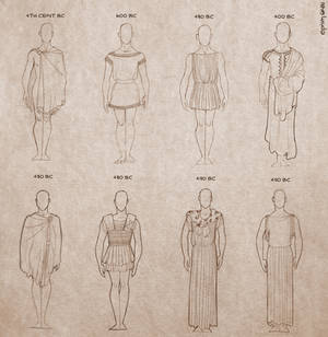 Ancient Greek Clothing for Men
