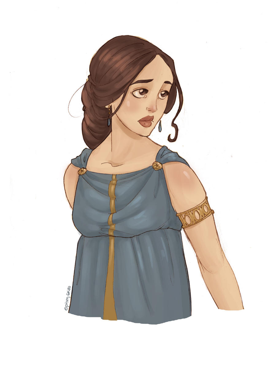 aphrodite role of women in illiad Aphrodite, obviously supporting paris's judgment, sided with the trojans although she was insignificant on the battlefield, aphrodite was successful in convincing ares, her lover and the god of war, to help the trojans.