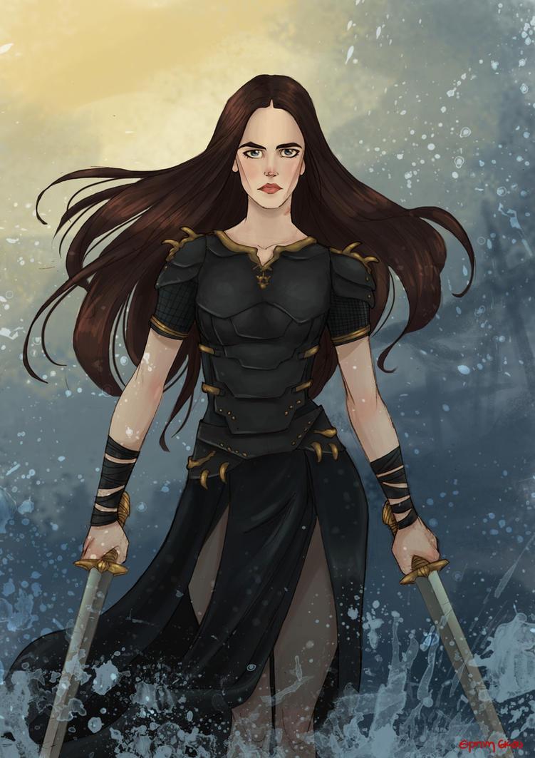Artemisia by Ninidu