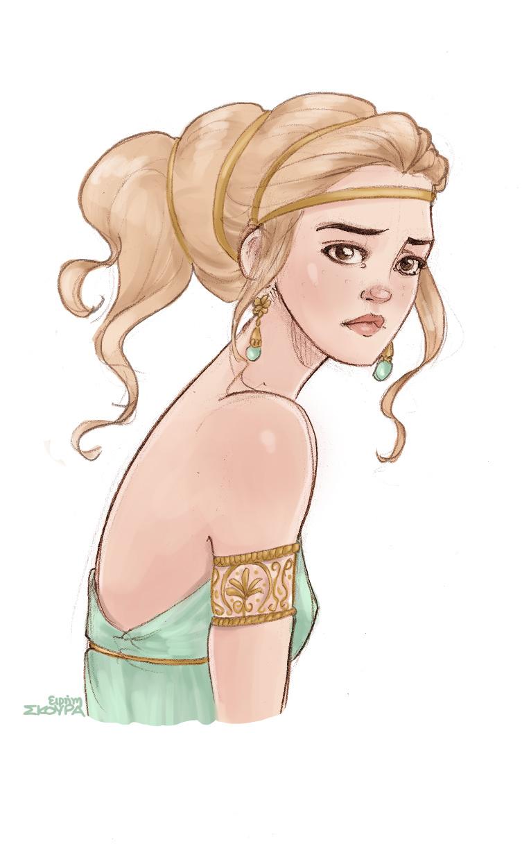 Hermione by Ninidu