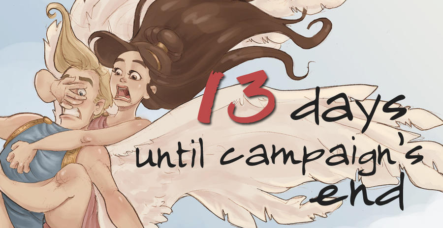 13 days till finish by Ninidu