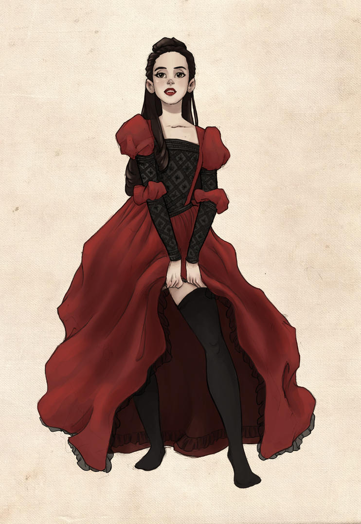 The Countess by Ninidu