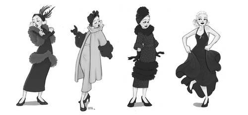 Vintage Fashions by Ninidu