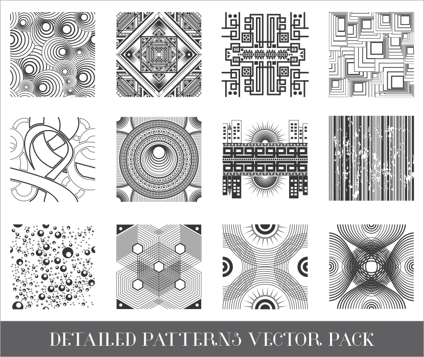 Pattern-pack-1 by ryanok