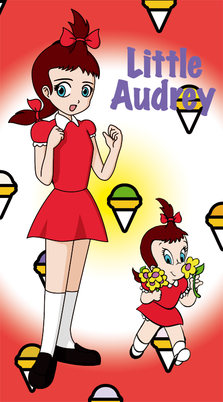 Harvey Girl 04 - Little Audrey by XUnlimited