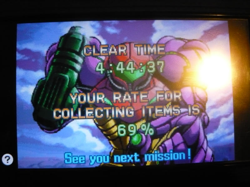Metroid Zero Mission ed by XUnlimited