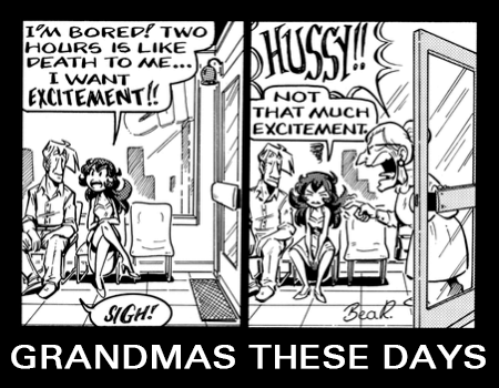 Grandmas by XUnlimited