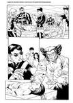 X-Men Forever pag05 Sample Ink