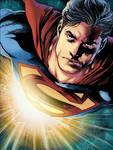 Superman sample colors