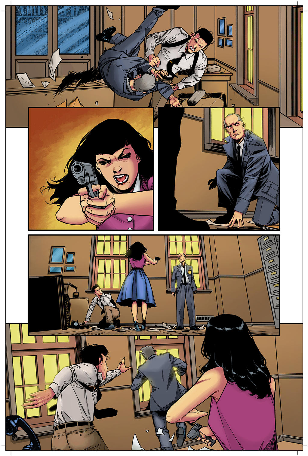Bettie Page Unbound6 pag 03