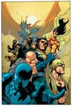 New Avengers 28  Cover