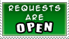 Request Open Stamp by SquirtleStamps