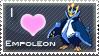 Empoleon Love Stamp