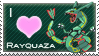 Rayquaza Love Stamp by SquirtleStamps