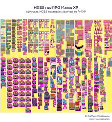 HGSS for RMXP